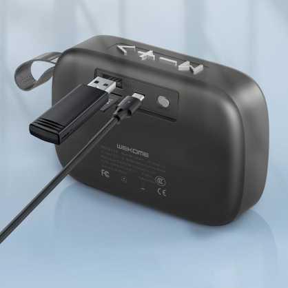 5.0 Bluetooth prijenosni zvučnik - Crni 131861