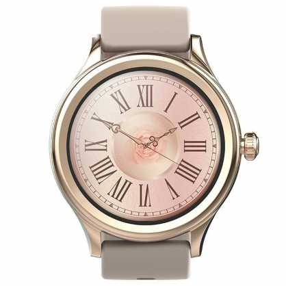 Forever Icon AW-100 Pametni Sat (Smartwatch) - Zlatno-Roza 131260