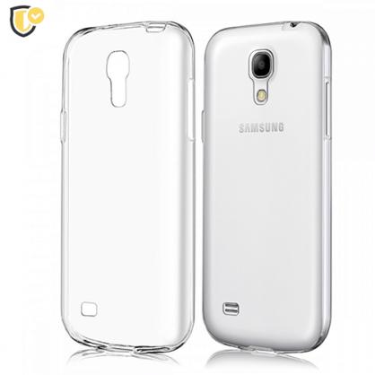 Ultra tanka Prozirna Silikonska maskica za Galaxy S4 31488