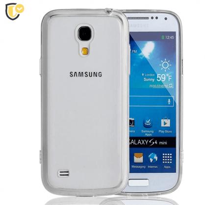 Ultra tanka Prozirna Silikonska maskica za Galaxy S4 mini 31489