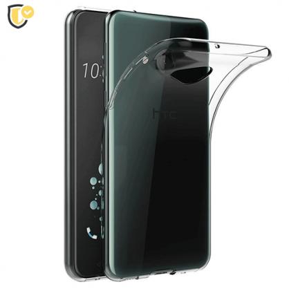 Ultra tanka Prozirna Silikonska maskica za HTC U Play 31290