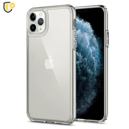 Ultra tanka Prozirna Silikonska maskica za iPhone 11 Pro Max 31268