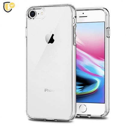 Ultra tanka Prozirna Silikonska maskica za iPhone 7 / 8 / SE 31261