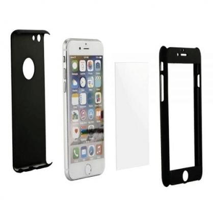 Obostrana Zaštitna Maskica s Kaljenim Staklom za Apple iPhone X/XS 44546
