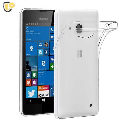 Ultra tanka Prozirna Silikonska maskica za Lumia 550 31317