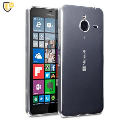 Ultra tanka Prozirna Silikonska maskica za Lumia 640 XL 31308