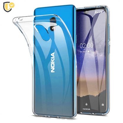 Ultra tanka Prozirna Silikonska maskica za Nokia 2.2 31300