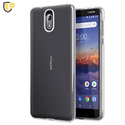 Ultra tanka Prozirna Silikonska maskica za Nokia 3.1 / Nokia 3 (2018) 31296