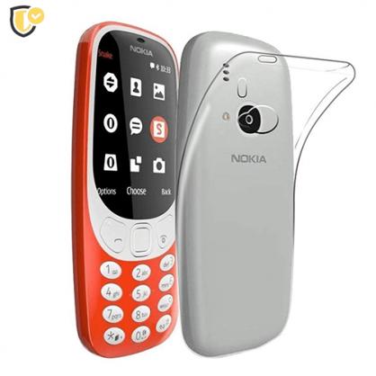 Ultra tanka Prozirna Silikonska maskica za Nokia 3310 (2017) 31318