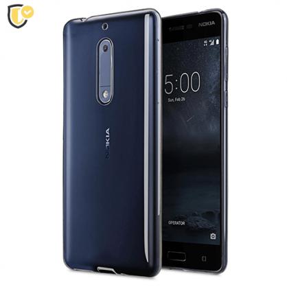 Ultra tanka Prozirna Silikonska maskica za Nokia 5 31293