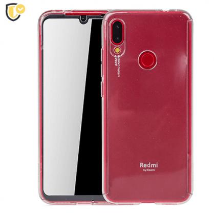 Ultra tanka Prozirna Silikonska maskica za Redmi Note 7/ Redmi Note 7 Pro 31367