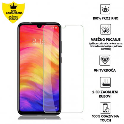 Kaljeno Staklo / Staklena Folija za Xiaomi Redmi Note 7 / Note 7 Pro 32370