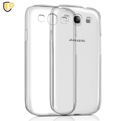 Ultra tanka Prozirna Silikonska maskica za Galaxy S3 31487