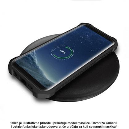 Beeyo Protector Silikonska maskica za Samsung Galaxy J5 (2017) - Crna 44465