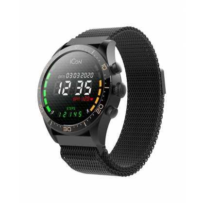 Forever Icon AW-100 Pametni Sat (Smartwatch) - Crni 131747
