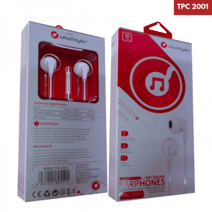 TPC 2001 – Hi-Fi Žičane Slušalice 42816