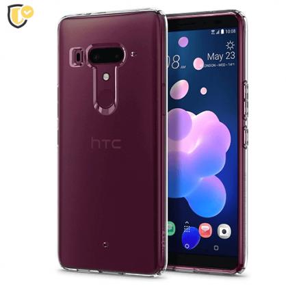 Ultra tanka Prozirna Silikonska maskica za  HTC U12 Plus 31289