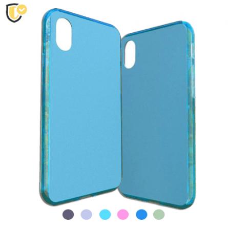 Silikonska Maskica sa Prozirnim Rubovima za iPhone 6 Plus/6s Plus - Više boja 36946