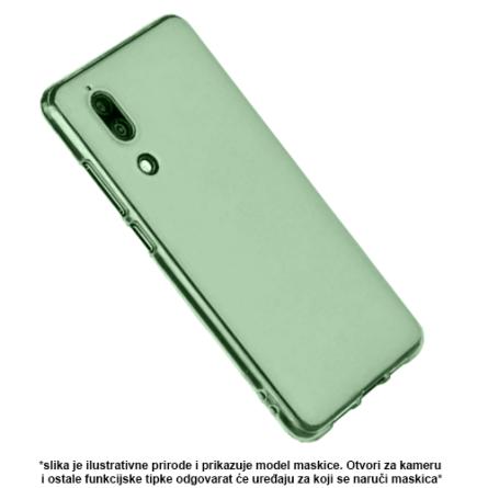 Silikonska Maskica sa Prozirnim Rubovima za Galaxy A8 / A5 (2018) - Više boja 36855