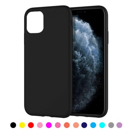 Silikonska Maskica u Više Boja za Galaxy Note 10 Plus 35001