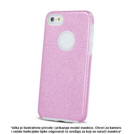 3u1 Maskica sa Šljokicama za Galaxy S6 edge - Više boja 38794