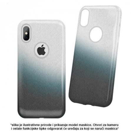 3u1 Dvobojna Maskica sa Šljokicama za Galaxy S6 edge - Više boja 38418