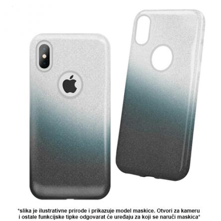 3u1 Dvobojna Maskica sa Šljokicama za iPhone XS Max - Više boja 38484