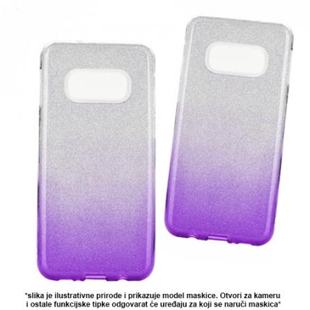 3u1 Dvobojna Maskica sa Šljokicama za Galaxy S6 edge - Više boja 38419