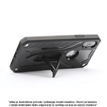 Defender Stand Maskica za iPhone XR 36755