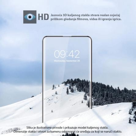 3D Zaobljeno Kaljeno Staklo za Galaxy Note 9 33833