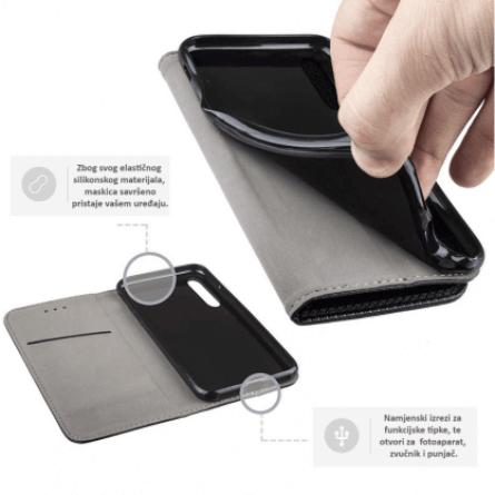 Slim Magnet Maskica za Galaxy Note 10 Plus - Više Boja 35933