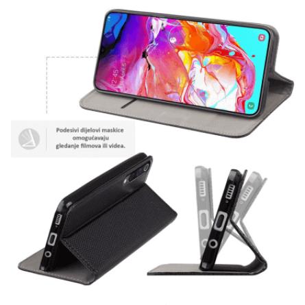 Slim Magnet Maskica za Galaxy Note 10 Plus - Više Boja 35934