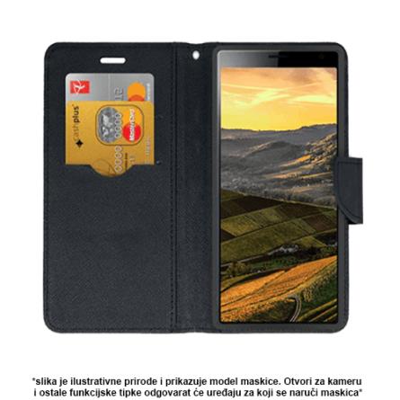 Fancy Wallet Maskica za Galaxy A6 Plus (2018) - Više Boja 37081