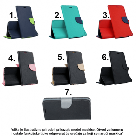 Fancy Wallet Maskica za iPhone XR - Više Boja 37118