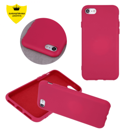 Mat Silikonska Maskica u Više boja za iPhone 7/8 35633