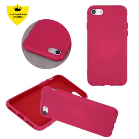 Mat Silikonska Maskica u Više boja za iPhone XR 35645