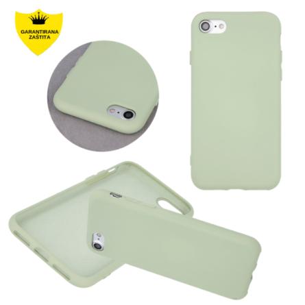 Mat Silikonska Maskica u Više boja za iPhone XR 35646