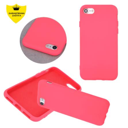 Mat Silikonska Maskica u Više boja za iPhone X/XS 35641