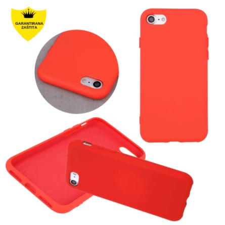 Mat Silikonska Maskica u Više boja za iPhone X/XS 35642