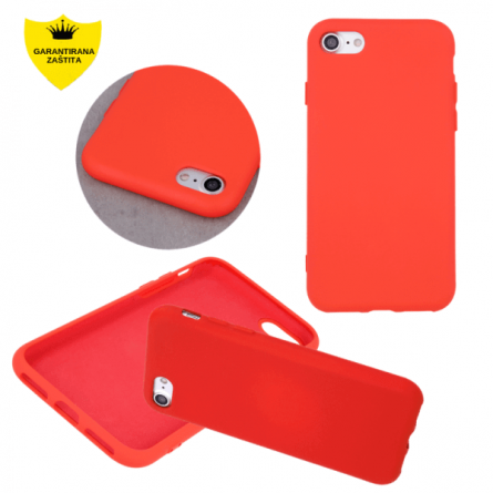 Mat Silikonska Maskica u Više boja za iPhone 11 35612