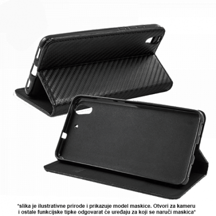 Slim Carbon Maskica za iPhone 5S (2016) 39193