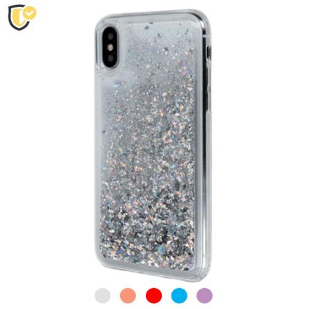 Liquid Sparkle  Silikonska Maskica za Galaxy A7 (2018) 38093