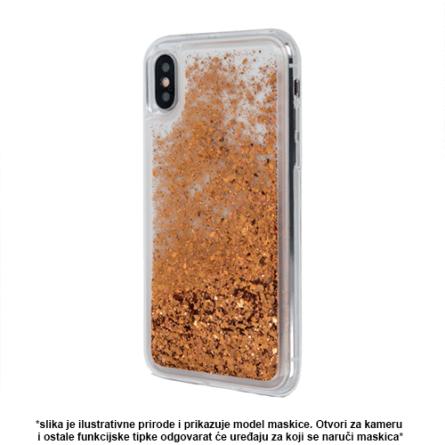 Liquid Sparkle  Silikonska Maskica za Galaxy A7 (2018) 38095