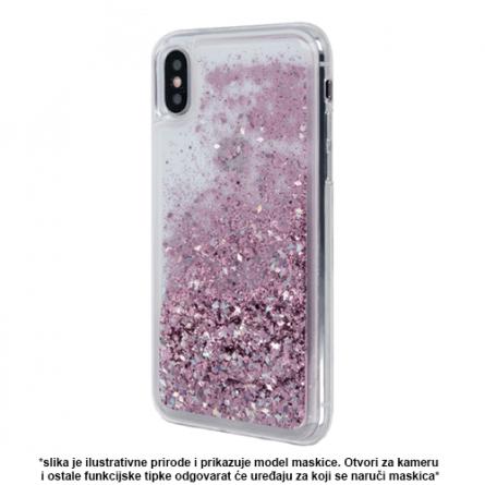 Liquid Sparkle  Silikonska Maskica za Y7 Pro (2019) 38170