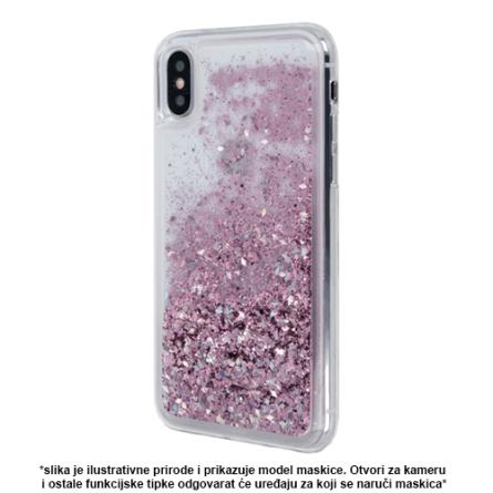 Liquid Sparkle  Silikonska Maskica za Galaxy A7 (2018) 38098