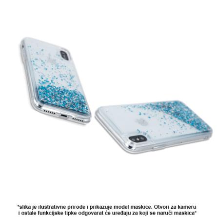 Liquid Fun Silikonska Maskica za Galaxy A70 37510
