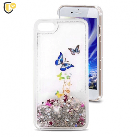 Liquid Butterfly Silikonska Maskica za iPhone 6/6s - Više boja 37887