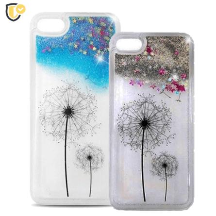 Liquid Flower Silikonska Maskica za iPhone 5S - Više boja 37923