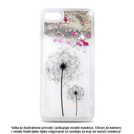 Liquid Flower Silikonska Maskica za iPhone 5S - Više boja 37925