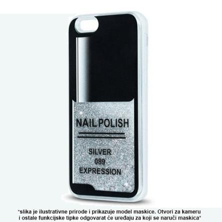 Liquid Nail Polish Silikonska Maskica za P9 lite 37992
